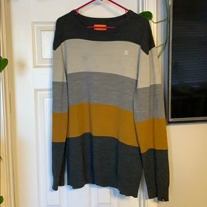 Matix Marc Johnson signature sweater XL